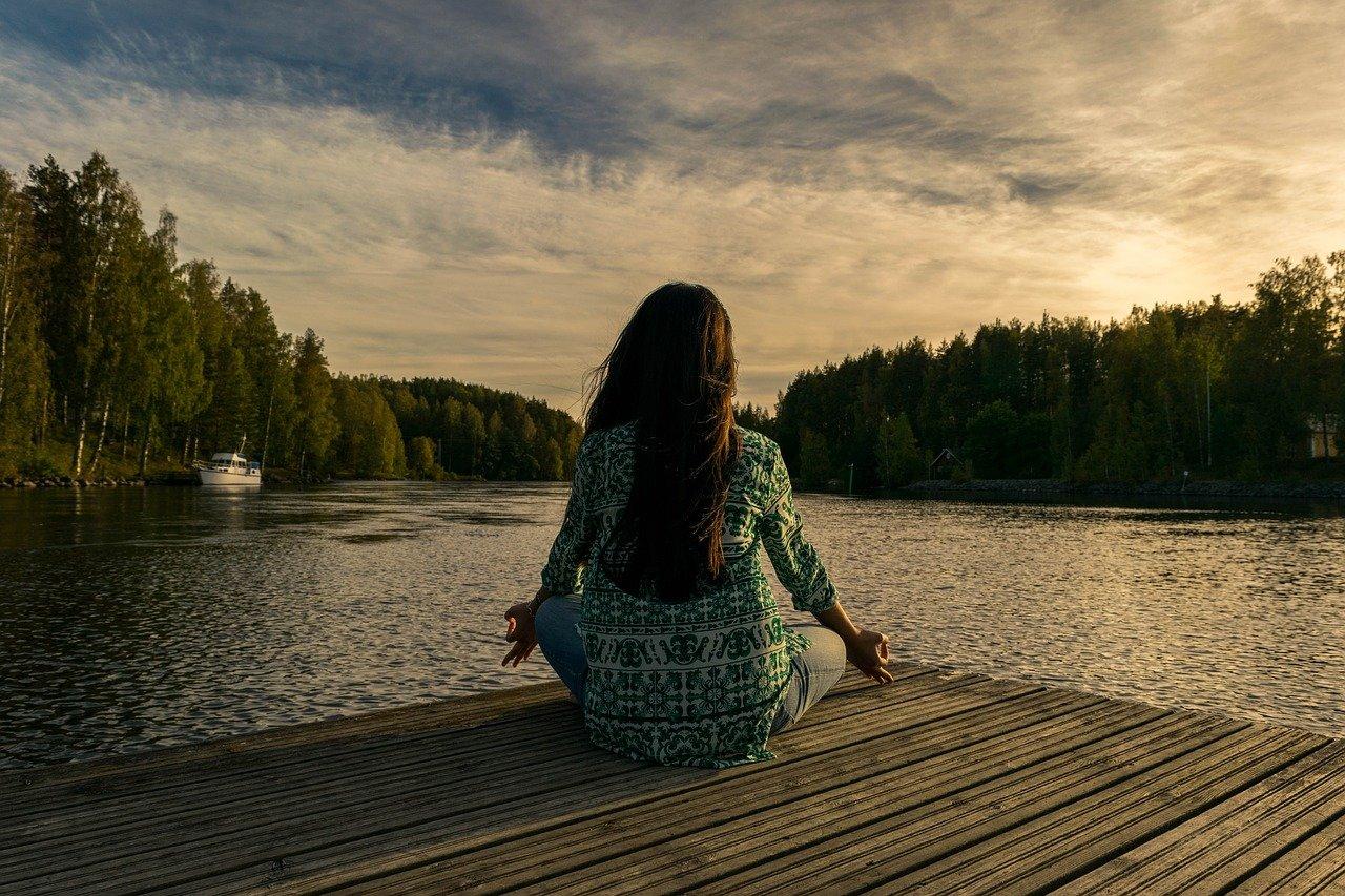 La méditation fait-elle maigrir ?